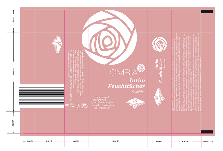 Ombia - obal